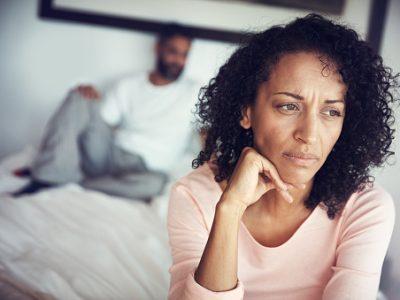 PROPERTY DISTRIBUTION AT DIVORCE